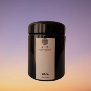 Biologische Maca 200 gram (productomschrijving klik op de foto)