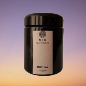 Biologische Mucuna 140 gram (productomschrijving klik op de foto)