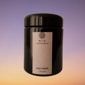Biologische Holy Basil 100 gram (productomschrijving klik op de foto)