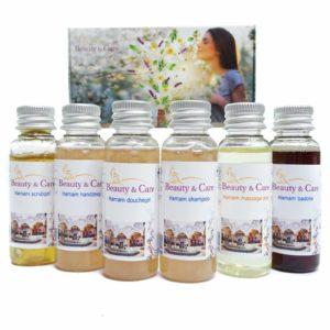 Wellness cadeaupakket Hamam (productomschrijving klik op de foto)