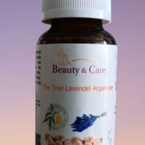 Tea Tree Lavendel Argan olie